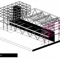 AIV-Schinkel-Wettbewerb Competition Winning Proposal / David Weclawowicz construction diagram