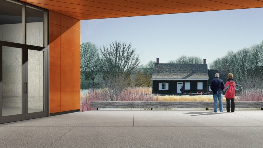 Wyckoff House Museum nARCHITECTS