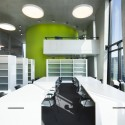 Medical Library Oasis / HPP Architets + Volker Weuthen  Jens Kirchner
