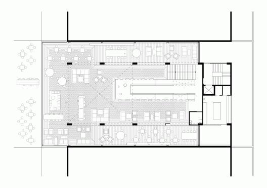 Coffee Shop / 314 Architecture Studio