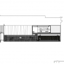 Takhassussi Patchi Tienda / Lautrefabrique Architectes Sección