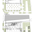 Ballyroan Library / Box Architecture Floor Plan