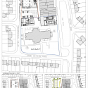 Ballyroan Library / Box Architecture Site Plan
