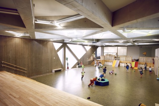 Kindergarten Lotte / Kavakava Architects | ArchDaily