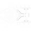 Queen Alia International Airport / Foster + Partners Level 03 Floor Plan