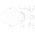 Queen Alia International Airport / Foster + Partners Level 02 Floor Plan
