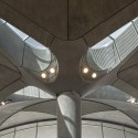 Queen Alia International Airport / Foster + Partners © Nigel Young / Foster + Partners