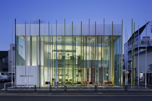 طراحی بانک سوگامو شنکین