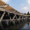 Sichang Road Teahouse / Miao Design Studio Courtesy of Pu Miao