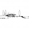 Sichang Road Teahouse / Miao Design Studio Section