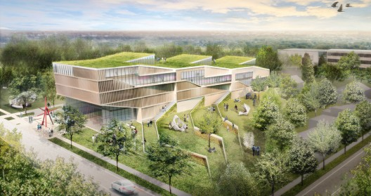 WEISS / MANFREDI to Design Kent State's New, $40 Million Architecture Building