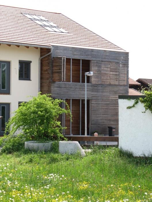 house k becker architekten. Black Bedroom Furniture Sets. Home Design Ideas