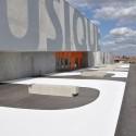 معماری هنرستان موسیقی ، طراحی داخلی ، معماری