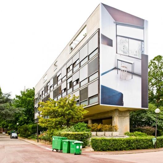 ad classics swiss pavilion le corbusier. Black Bedroom Furniture Sets. Home Design Ideas