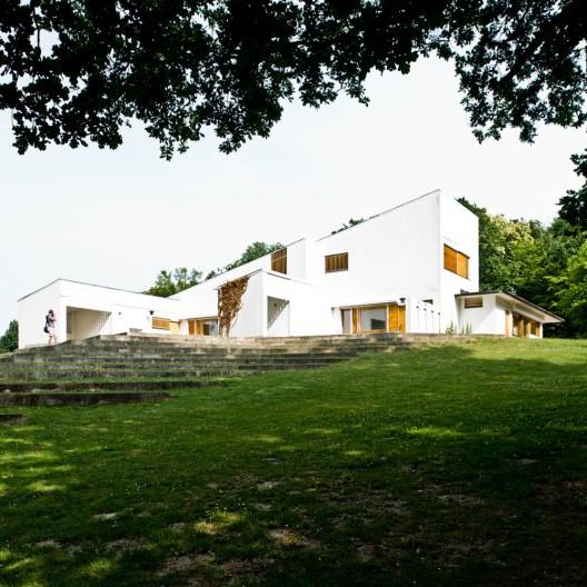 Ad classics maison louis carr alvar aalto archdaily for Alvar aalto maison