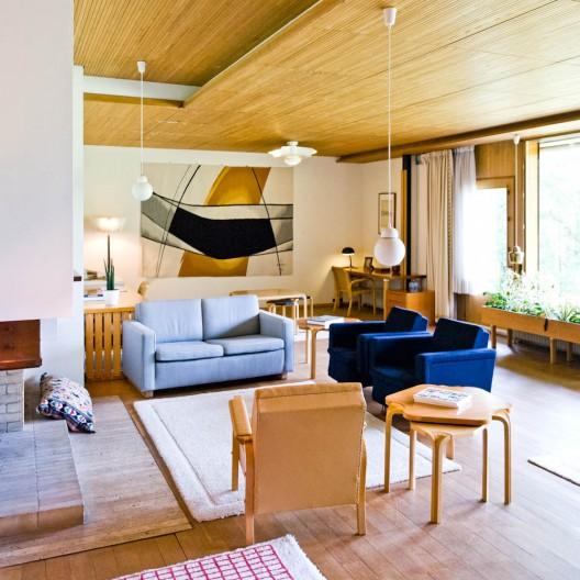 Ad classics maison louis carr alvar aalto for Alvar aalto maison