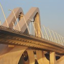 Sheikh Zayed Bridge / Zaha Hadid Architects © Hufton+Crow