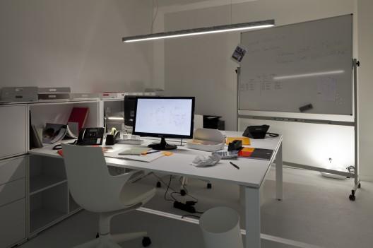 Architecture photography milan design week 2013 office - Decoracion de oficinas modernas ...