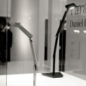 Best Architect-Designed Products of Milan Design Week 2013 Paragon Table Lamp for Artemide / Daniel Libeskind (Display) © Gio Pini
