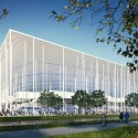 Herzog & de Meuron Breaks Ground on 'Grand Stade de Bordeaux' © Herzog & de Meuron