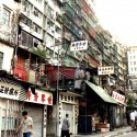 Infographic: Life Inside The Kowloon Walled City Courtesy of Wikimedia Commons