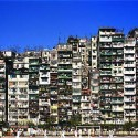 Infographic: Life Inside The Kowloon Walled City © Greg Girard and Ian Lambot