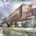 Green Square Library Competition Entry / ASPECT Studios Courtesy of ASPECT Studios
