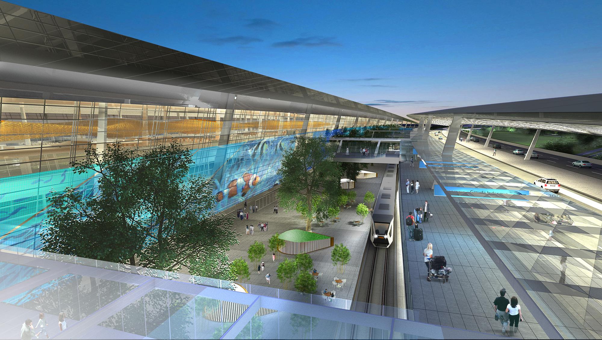 Soekarno Hatta International Airport Hotel