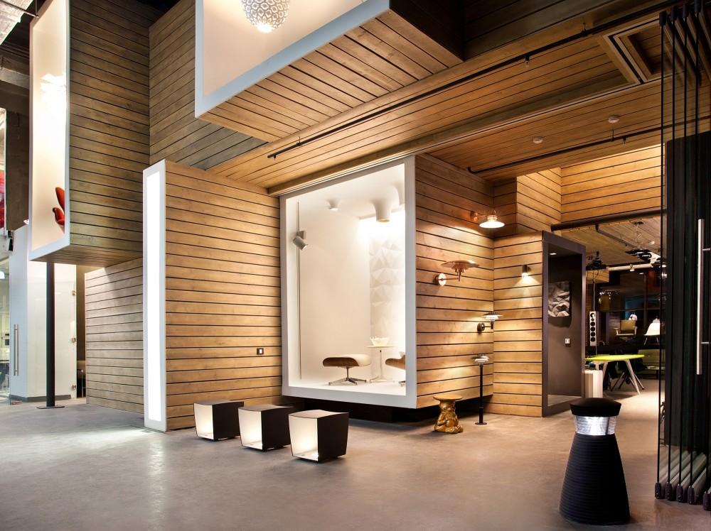 Architecture Photography OfficeShowroom For DK Megabudka 363571