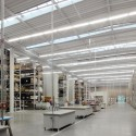 Factory Building on the Vitra Campus / SANAA © Human Wu