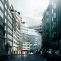 'Paradiset 19-21' Housing Proposal / Kjellander + Sjöberg Architects Courtesy of Kjellander + Sjöberg Architects