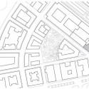 'Paradiset 19-21' Housing Proposal / Kjellander + Sjöberg Architects site plan