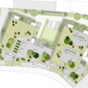 'Paradiset 19-21' Housing Proposal / Kjellander + Sjöberg Architects plan