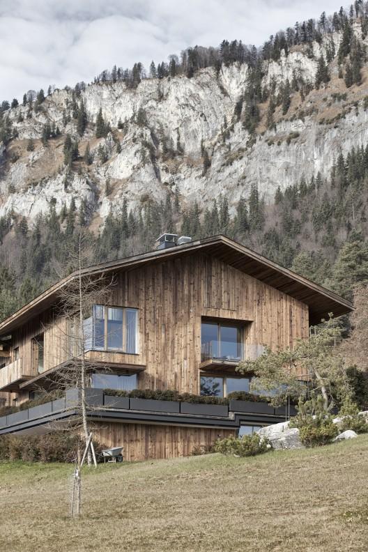 haus wiesenhof gogl architekten archdaily. Black Bedroom Furniture Sets. Home Design Ideas