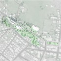 Hotel Park and Seeallee Heiden Competition Entry / Kubota & Bachmann Architects + Martinez masterplan