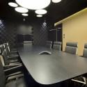 طراحی داخلی بانک POK