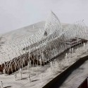 Naves Temporary Pavilion Proposal / Appareil model 03