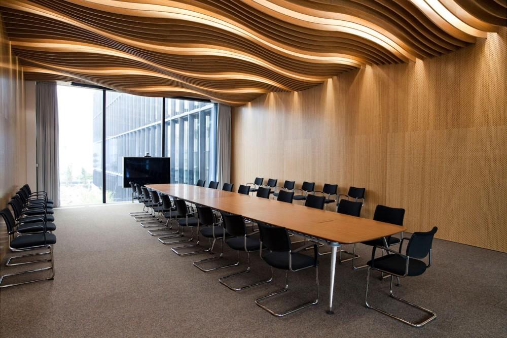Master Plan & Office Building / EXH Design Shanghai Roche Master Plan ...