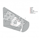 From East Bookstore / Scenic Architecture Office Plan