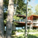 Walloon Lake House / DUDZIK Studios Courtesy of DUDZIK Studios