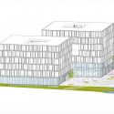 Henning Larsen Architects Designs New Danish Headquarters for Microsoft Courtesy of Henning Larsen Architects