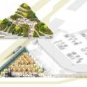 Sanya Lake Park Super Market propuesta / NL Architects diagrama