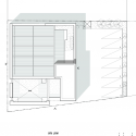 H&M Seoul Hongdae Store / D·Lim Architects Site Plan