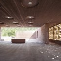 AgaKhan Award for Architecture Shortlist Announced Islamic Cemetery, Altach, Austria / Bernado Bader Architects  AKAA / Adolf Bereuter