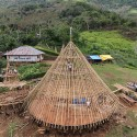 AgaKhan Award for Architecture Shortlist Announced Preservation of the Mbaru Niang, Wae Rebo Village, Flores Island, Indonesia / Rumah Asuh/Yori Antar © AKAA / Courtesy of Architect