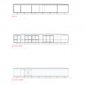 Casa Raul / Mathias Klotz Section &#038; Elevation