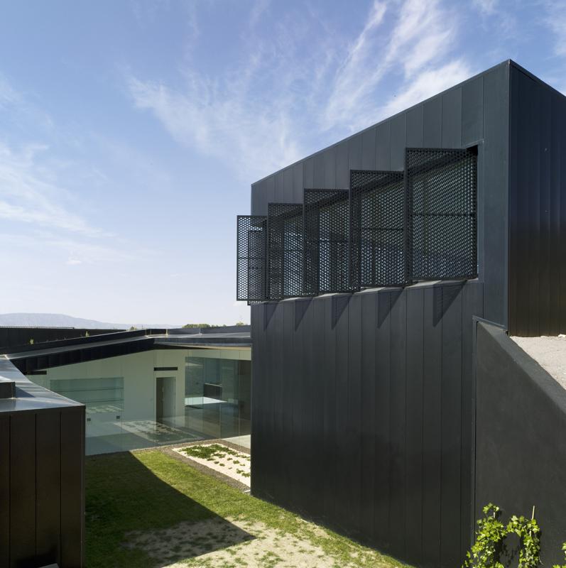 Architecture Photography Tanatorio Y Jard N En Pinoso