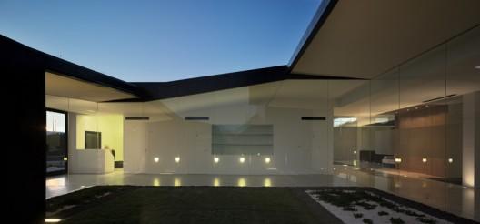 Funeral Home And Garden In Pinoso Cor Asociados Collector By Designrulz