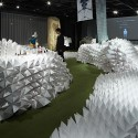 'MonsterScape' Exhibit / Hannat Architects © Koichi Torimura