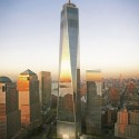 One World Trade Center Will Soon Top Out at 1,776 Feet Courtesy of Port Authority and the Durst Organization